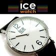 【商品レビューで3年保証】 ICE WATCH アイスウォッチ ICE CITY アイスシティ フィンズベリー FINSBURRY クォーツ ユニセックス 腕時計 36mm ホワイト ブルー ブラック CHLBFIN36N CHL.B.FIN.36.N.15 【正規品】【あす楽】