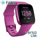 Fitbit VERSA Lite е╒еге├е╚е╙е├е╚ е╨б╝е╡ ещеде╚еие╟еге╖ечеє еце╦е╗е├епе╣ е╣е▐б╝е╚ежейе├е┴ FB415PMPM