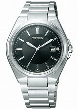 Citizen collection men watch ecodrive solar pair model black BM6661-57E