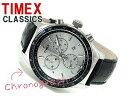 TIMEX タイメックス CLASSICS メンズ クロノグラフ 腕時計 T2N820
