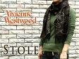 【Vivienne Westwood】ヴィヴィアンウエストウッド ヴィヴィアン レディース メンズ マフラー オーブ ブラウン F923-0001