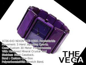 ��NIXON�ۥ˥������ǥ������ӻ���'THEVEGA'�٥��ѡ��ץ�ޡ��֥�A726-643