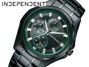 Independence men watch Citizen citizen solar technical center multi-function oar black KB1-040-51