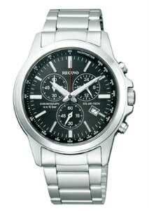 Citizen Ragno men's watches solar TEC chronograph black KL1-215-51