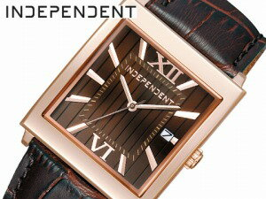 Independence men watch Citizen citizen brown pink gold BQ1-069-90