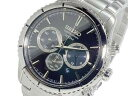 【3年保証】セイコー SEIKO クオーツ メンズ クロノグラフ 腕時計 ウォッチ