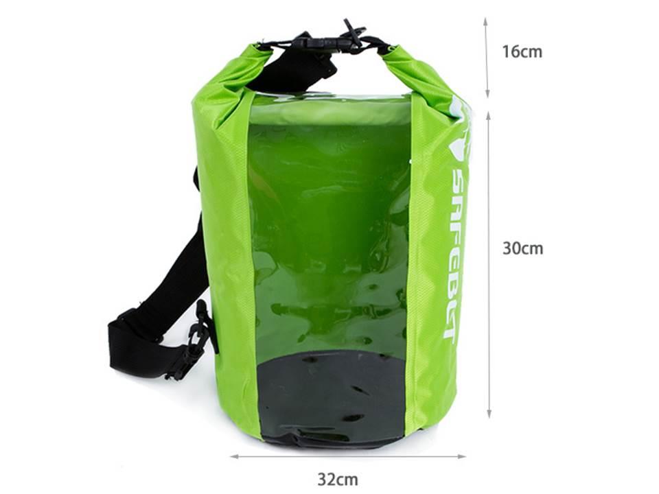 メール便変更可能 防水バッグ ドライバッグ 薄...の紹介画像3