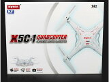 ◆即納◆本体のみ◆ Syma X5 予備機 紛失 スペア にどうぞ!6軸ジャイロ ドローン【カメラ無】 4CH 2.4G ラジコン ヘリコプター X5C X5C-1