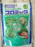 【錠剤肥料】置くだけの肥料で簡単♪ 葉の色を鮮やかに・丈夫に育てる ハイポネックス プロミック 観葉植物用 150グラム