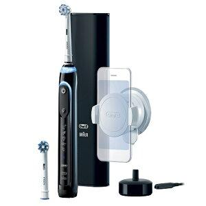 【長期保証付】ブラウン D7015266XCMBK(ブラック) 電動歯ブラシ