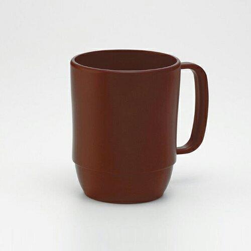 イノマタ レンジマグカップ ブラウン