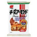 【賞味期限:19.03.30】三幸製菓 チーズアーモンド 16枚