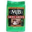 MJBレギュラーコーヒーアーミーグリーン詰替用900g