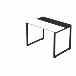 【受注生産品】Garage NSスタンダードタイプ 幅100cm 奥行70cm メラミン仕様 NS-107HM 【】 オフィス家具からオシャレ家具・お買い得家具まで!家具の事なら『よろマル』へ♪NSシリーズのツートンカラー