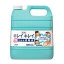 キレイキレイ 薬用泡で出る消毒液 業務用4L