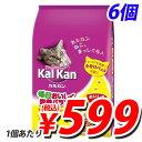 カルカンドライ かつおと野菜味 1.6kg×6袋 キャットフ...