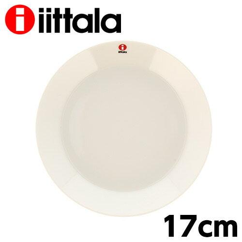 イッタラ iittala ティーマ TEEMA プレート  17cm ホワイト