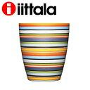 イッタラ iittala オリゴ ORIGO マグカップ オレンジ 250ml