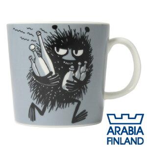 アラビア ムーミンマグ スティンキー マグカップ