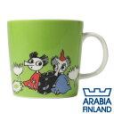 アラビア ムーミンマグ トフスラン ビフスラン マグカップ