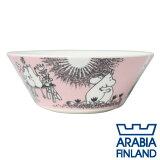【全品/13(火)11:59まで】Arabia アラビア ムーミン ボウル ラブ(ピンク) Love 450ml