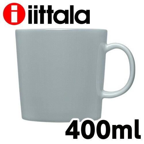 イッタラ iittala ティーマ TEEMA マグカップ パールグレイ 400ml