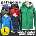 50%OFF! 悪天候からしっかりとカバーしてくれます! 送料無料!Patagonia (パタゴニア) 【2012年モデル】83801(83800) Men's Torrentshell Jacket(トレントシェルジャケット) DILL(グリーン) Lサイズ【送料無料!】