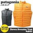 50%OFF! アウトドアにはもちろん、普段使いもOK! 送料無料!Patagonia (パタゴニア) 【2012年モデル】84621 Men's Down Sweater Vest (ダウンセーターベスト)【送料無料!】