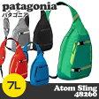 【クーポン利用で100円OFF】【2015年モデル】Patagonia パタゴニア 48260 Atom Sling アトム スリング 7L