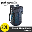 Patagonia パタゴニア 49331 ブラックホールパック 32L Black Hole Pack ネイビーブルー 【送料無料(一部地域除く)】