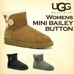 UGG(����)MiniBaileyButton(�ߥ˥٥���ܥ���)��ȥ�֡���