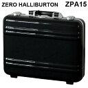 ショッピングバートン ゼロハリバートン ZERO HALLIBURTON クラシック ポリカーボネート アタッシュケース フレームタイプ ラージ ブラック B4対応 80635 ZPA15-BK『送料無料(一部地域除く)』