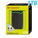 トランセンド 【USB3.0】ポータブルハードディスク 1TB TS1TSJ25M3【送料無料(一部地域除く)】