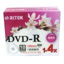RITEC DVD-R 録画用10枚