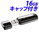 USBメモリ 16GB トランセンド TS16GJF350