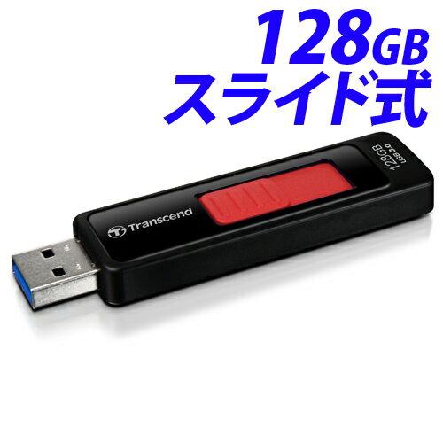 トランセンド USBフラッシュメモリ 128GB TS128GJF760