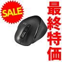 最安値挑戦【限定特価】1 M-XG4BBBK 5ボタンBlueLEDマウス 無線 Sサイズ ブラック