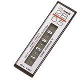 三菱シャープ芯 ハイユニ 0.5mm 2B 40本入 【HLSDU】