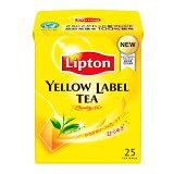 リプトン 紅茶イエローラベルティー 25バッグ 【HLSDU】