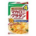別ゆでしないマカロニ付きのグラタンソースミックスです。マカロニ パスタ 麺類 食品 調味料 洋風 ソース ケチャップ たれ