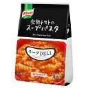 【100円OFFクーポン配布中★】味の素 クノール スープDELI 完熟トマトのスープパスタ3