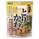 【枚数限定★100円OFFクーポン配布中】カンピー とりかわ塩だれ味 40g