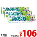 森永 ハイチュウ グリーンアップル 12粒×12個