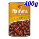 フィアマ ベスビアーナ レッドキドニービーンズ(金時豆) 400g