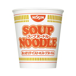 日清食品 スープヌードル 1個