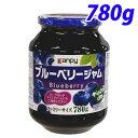 カンピー ブルーベリージャム 780g