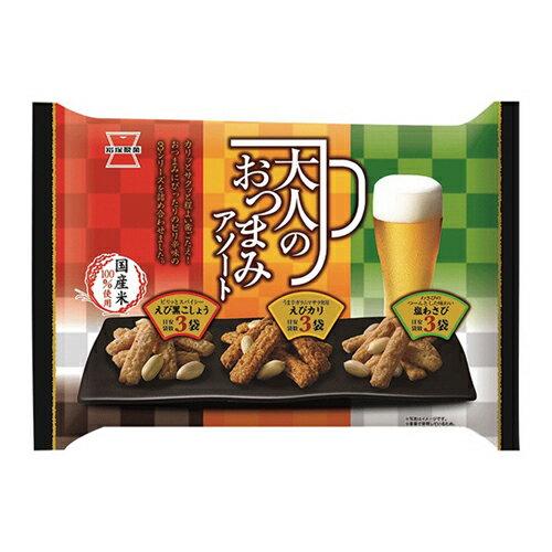 岩塚製菓 大人のおつまみアソート 174g