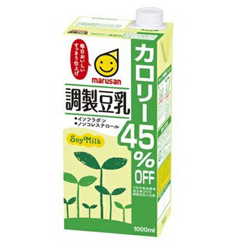 マルサンアイ 調製豆乳 カロリー45%オフ 1...の紹介画像2