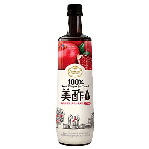 CJジャパン 美酢 ざくろ味 900ml