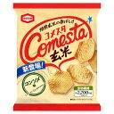 亀田製菓 コメスタ玄米 コンソメ味 45g